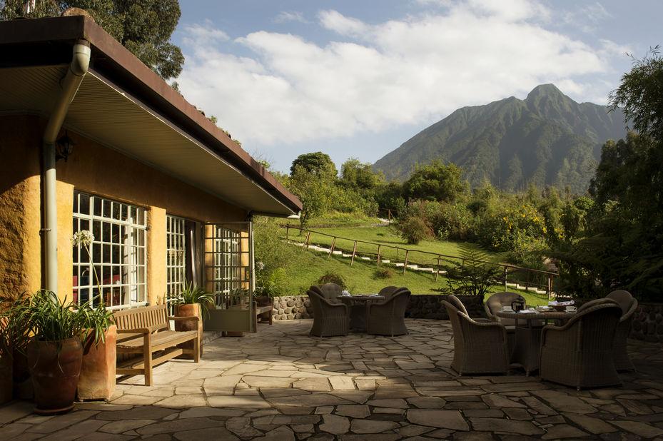 Sabyinyo Silverback Lodge - omgeving - Volcanoes - Rwanda - foto: Sabyinyo Silverback Lodge