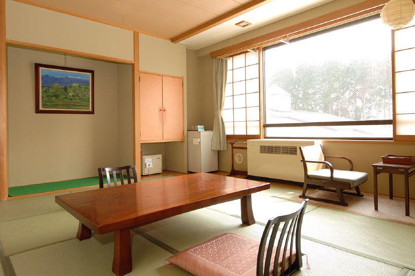 Sakaiya Morino Hotel Wald Berg - kamer - Zao Onsen - Japan - foto: Sakaiya Morino Hotel Wald Berg