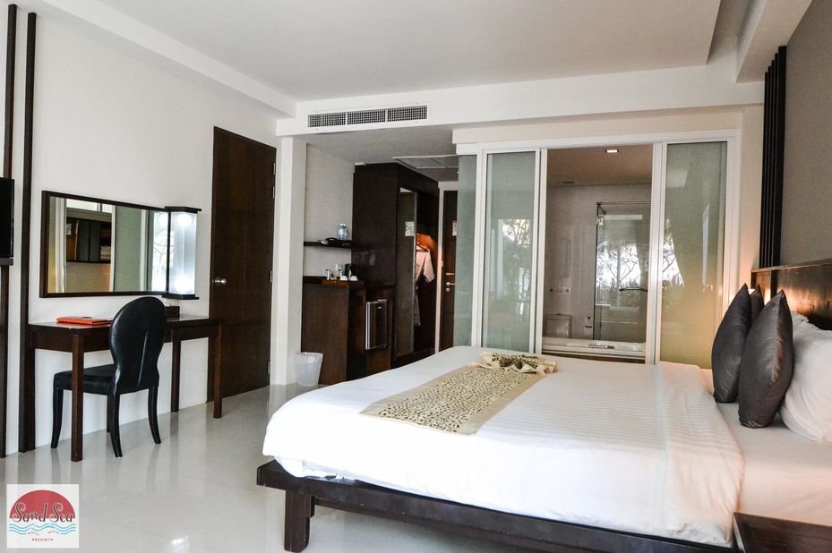 Kamer Sand Sea Resort in Krabi - Thailand