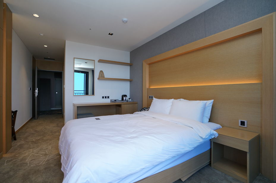 Sea Cruise Hotel, Sokcho, Tweepersoonskamer, Zuid-Korea - foto: agent