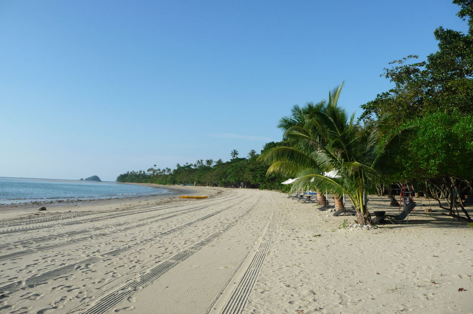 Seda Lio - strand - El Nido - Filipijnen - foto: Floor Ebbers