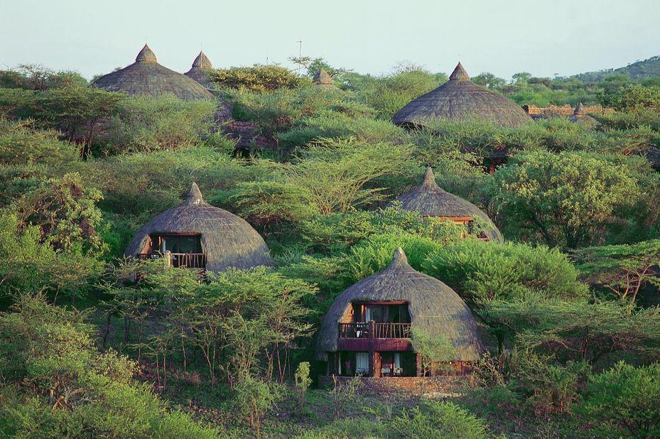 - foto: Serengeti Serena Safari Lodge