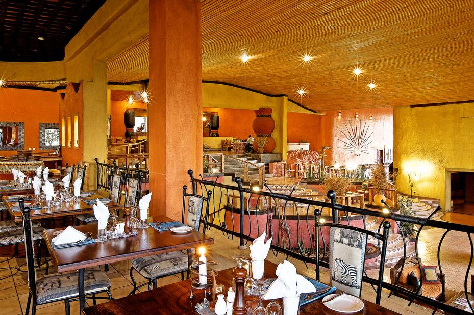 Serengeti Sopa Lodge - restaurant - Tanzania - foto: Sopa Lodges