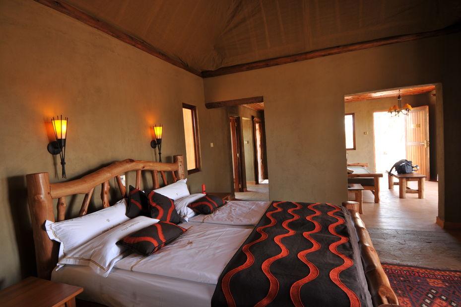 Severin Safari Camp - junior suite - Tsavo - Kenia - foto: Severin Safari Camp