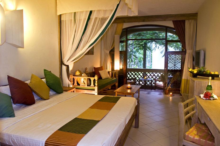 Severin Sea Lodge - comfortclass mainbuilding - Mombasa - Kenia - foto: Severin Sea Lodge