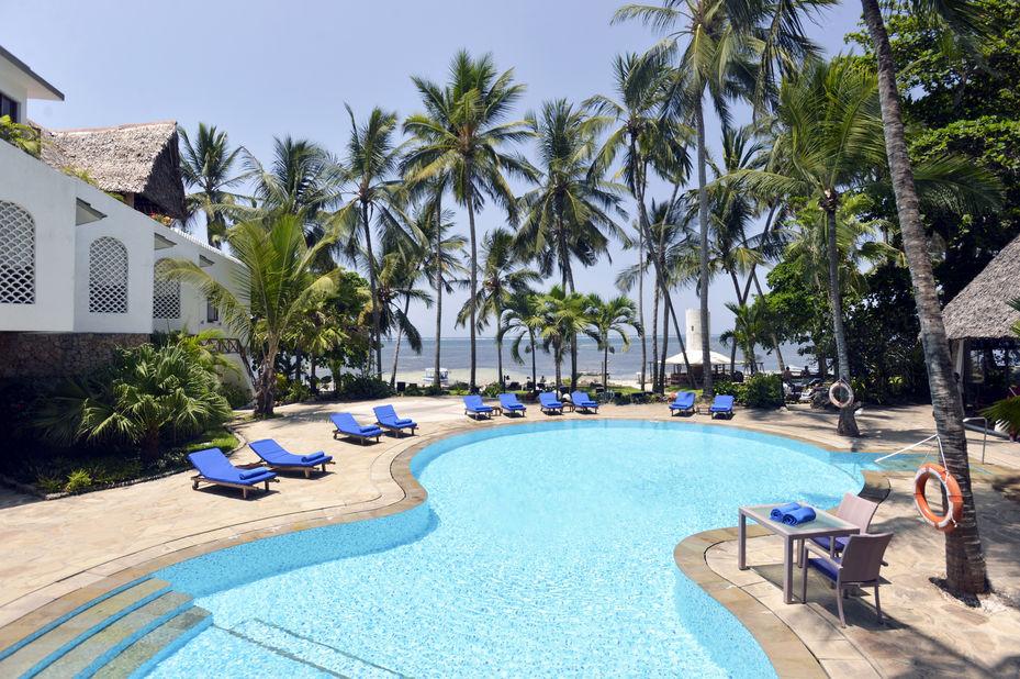 Severin Sea Lodge - zwembad - Mombasa - Kenia - foto: Severin Sea Lodge