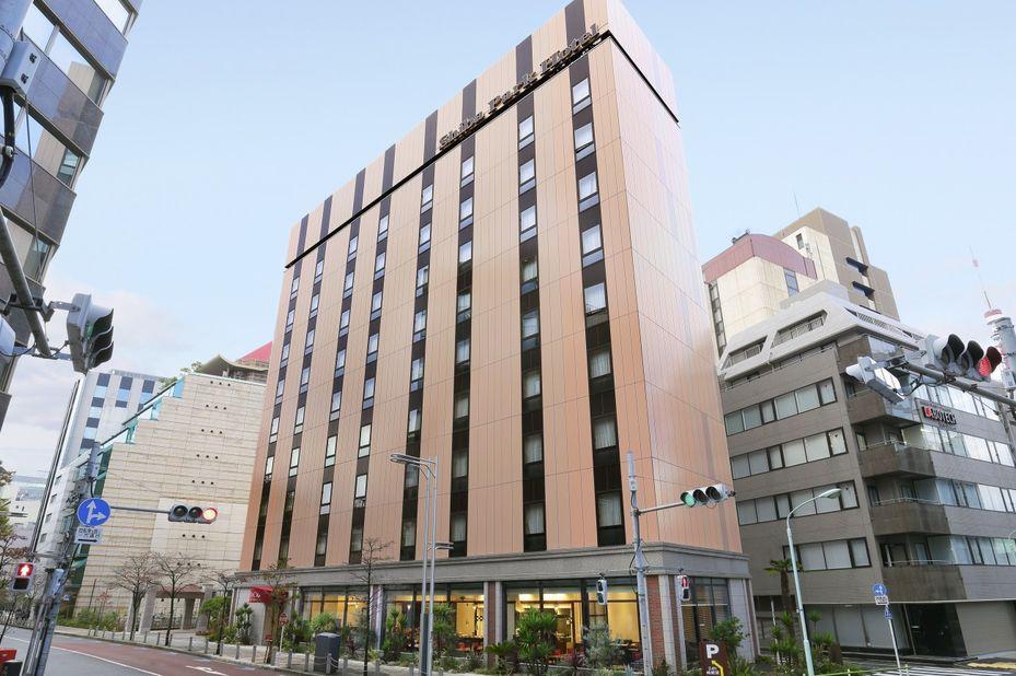 Shiba Park Hotel - buitenkant - Tokyo - Japan - foto: Shiba Park Hotel