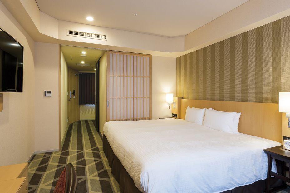 Shiba Park Hotel - deluxe kamer - Tokyo - Japan - foto: Shiba Park Hotel