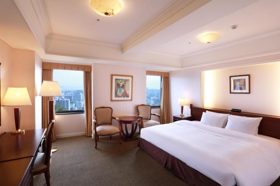 Shiroyama Hotel - double room - Kagoshima - Japan - foto: Shiroyama Hotel