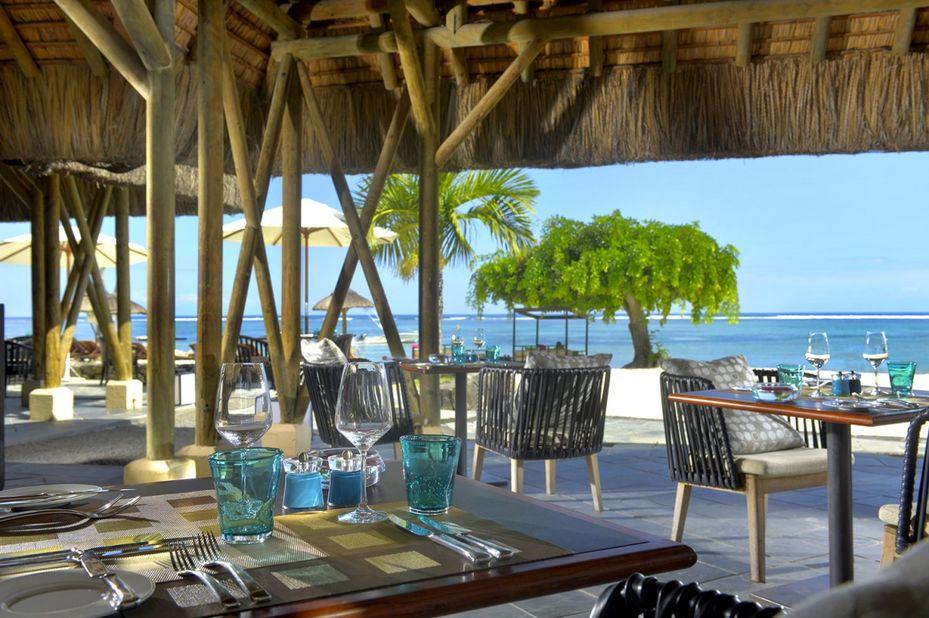 Sofitel lImperial - Tamassa beach restaurant - Mauritius - foto: Sofitel lImperial