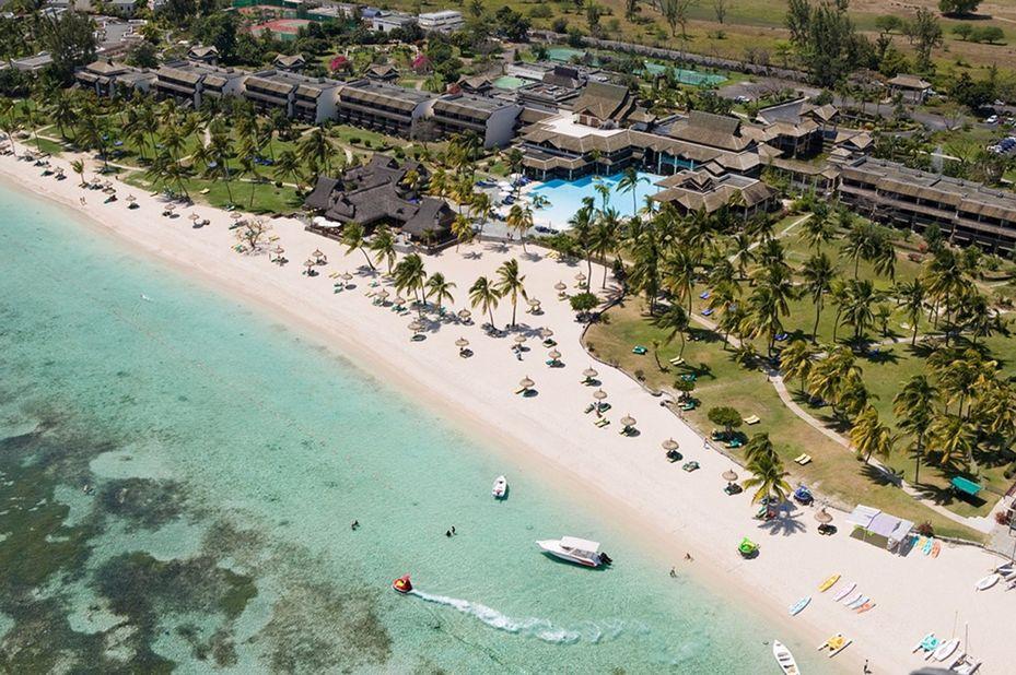 Sofitel lImperial - resort aerial - Mauritius - foto: Sofitel lImperial