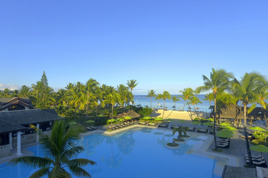 Sofitel lImperial resort - pool - Mauritius - foto: Sofitel lImperial