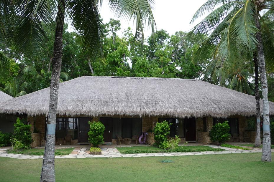 South Palms Resort - kamers - Bohol - Filipijnen - foto: Floor Ebbers