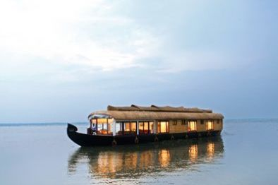 Spice Routes - houseboat - Clove - Allepey - India - foto: Spice Routes