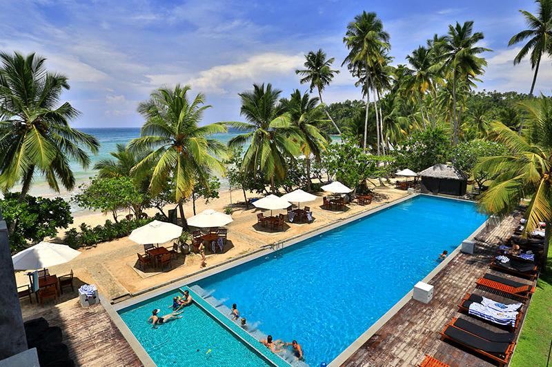 Paradise Beach Club Mirissa - foto: Paradise Beach Club Mirissa