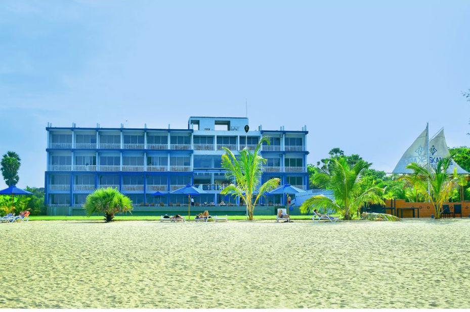 - foto: Skandig Beach Resort