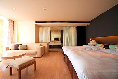 Suginoi Hotel - kamer - Beppu - Japan - foto: Suginoi Hotel