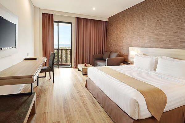 Swiss-Belhotel Sorong - grand deluxe room - Sorong - Indonesie - foto: Swiss-Belhotel Sorong