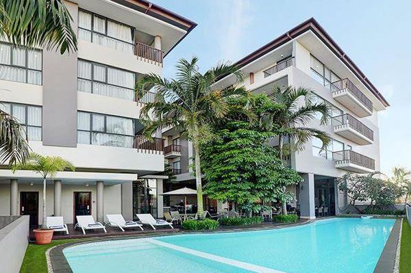 Swiss-Belhotel Sorong - zwembad - Sorong - Indonesie - foto: Swiss-Belhotel Sorong