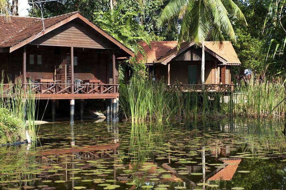 Tanjung Inn - chalet - Cherating - Maleisie - foto: Tanjung Inn