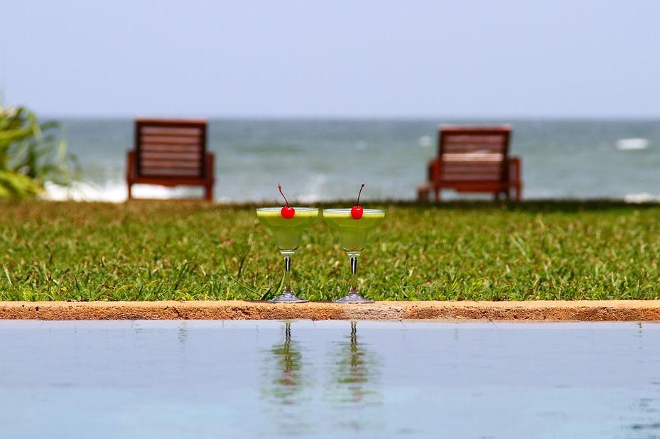 Temple Tree Resort & Spa - Zwembad - Induruwa - Sri Lanka - foto: Temple Tree