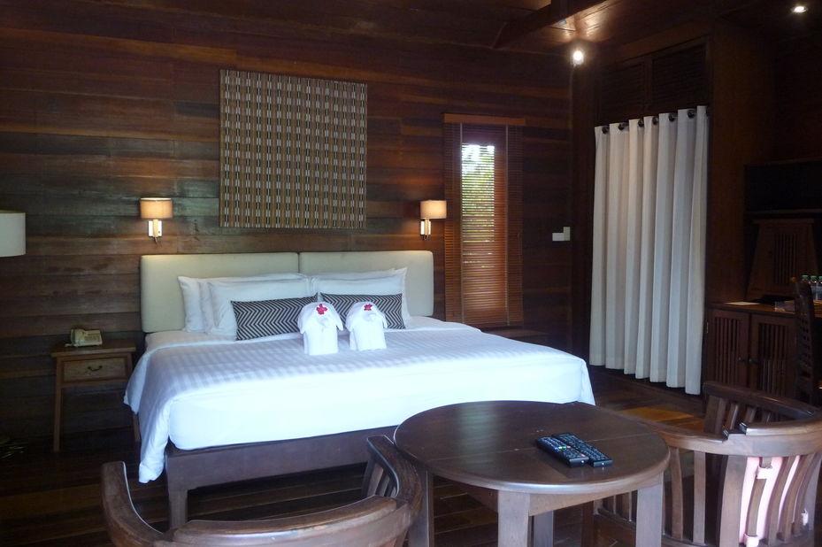 kamer Gajapuri Resort & Spa - Koh Chang - Thailand - foto: Floor Ebbers