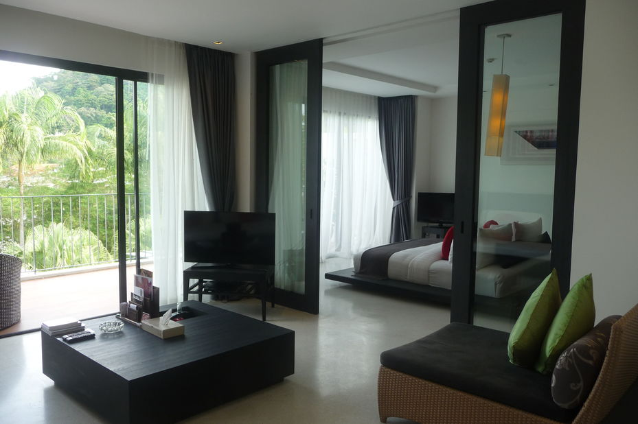 kamer The Chill Resort & Spa - Koh Chang - Thailand - foto: Floor Ebbers