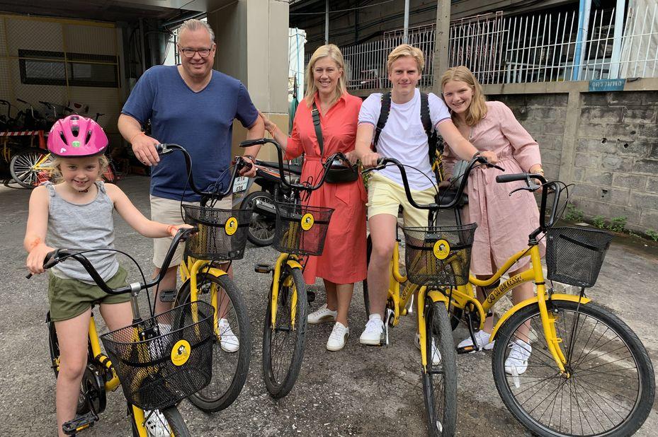 familiereis - Thailand- klantreactie - foto: klantreactie