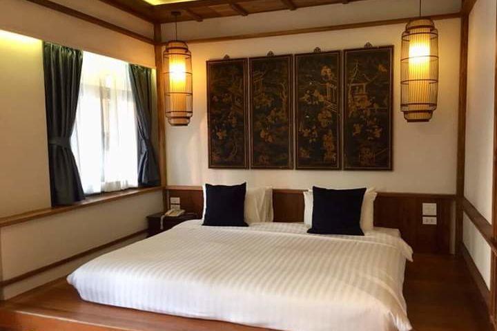 Tharaburi Resort - kamer - Sukhothai - Thailand - foto: Tharaburi Resort