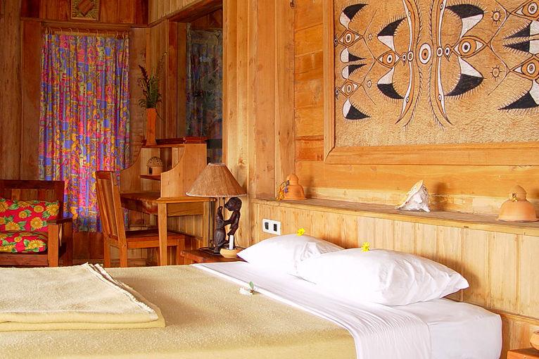 The Baliem Valley Resort - villa - Wamena - Baliem Vallei - Indonesie - foto: The Baliem Valley Resort