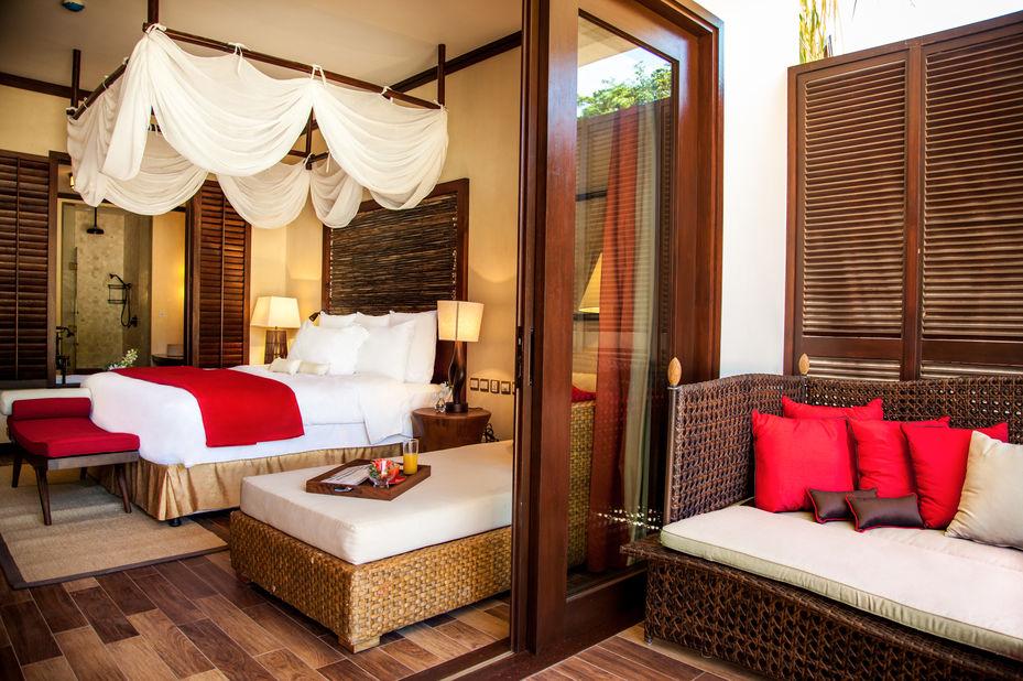 The H Resort - junior suite - Mahe - Seychellen - foto: The H Resort