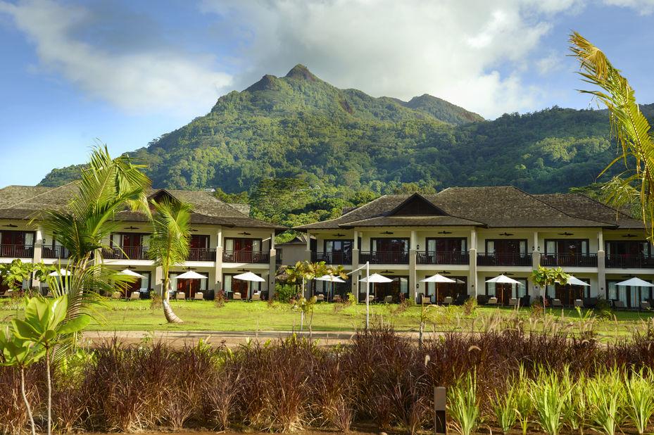 The H Resort - kamers - Mahe - Seychellen - foto: The H Resort
