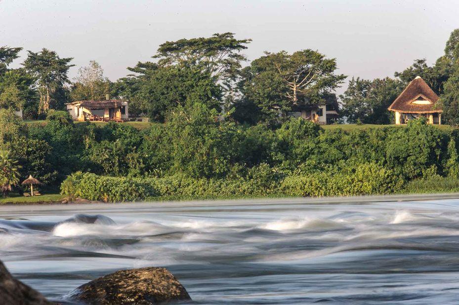 The Haven - aanzicht - Jinja - Oeganda - foto: The Haven