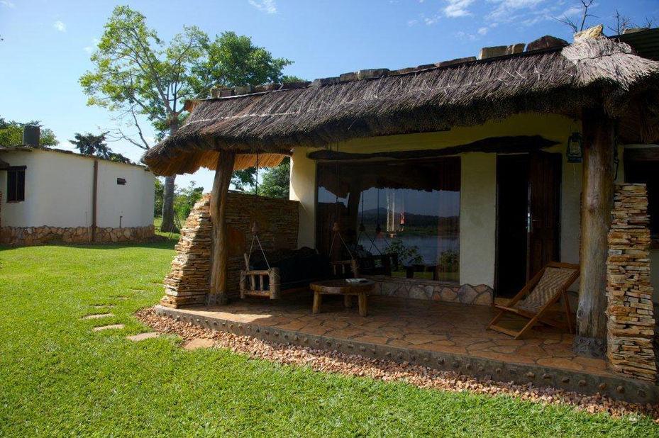 The Haven - luxury bungalow - Jinja - Oeganda - foto: The Haven