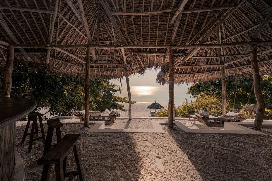 The Manta Resort - bar - Pemba - Tanzania - foto: The Manta Resort