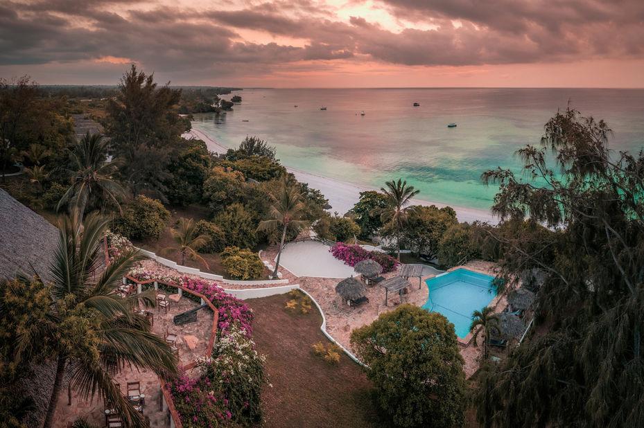 The Manta Resort - panorama - Pemba - Tanzania - foto: The Manta Resort