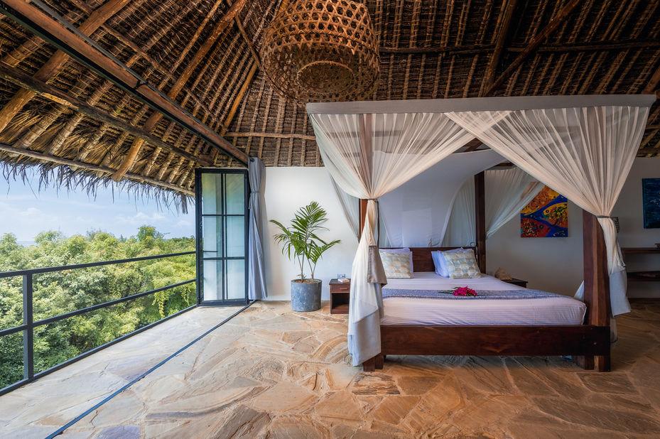 The Manta Resort - seafront villa - Pemba - Tanzania - foto: The Manta Resort