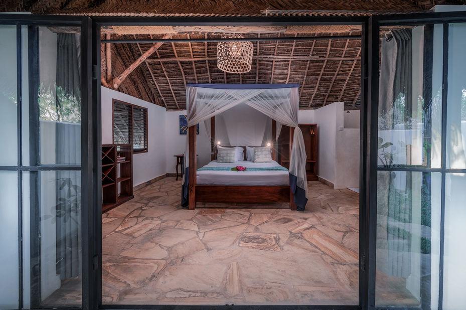 The Manta Resort - standard garden room - Pemba - Tanzania - foto: The Manta Resort