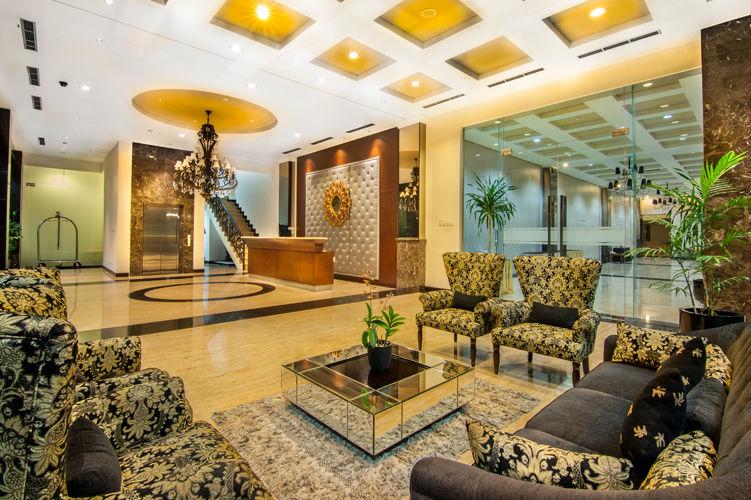 The Mirah Bogor - lobby - Bogor - Java - Indonesie - foto: The Mirah Bogor