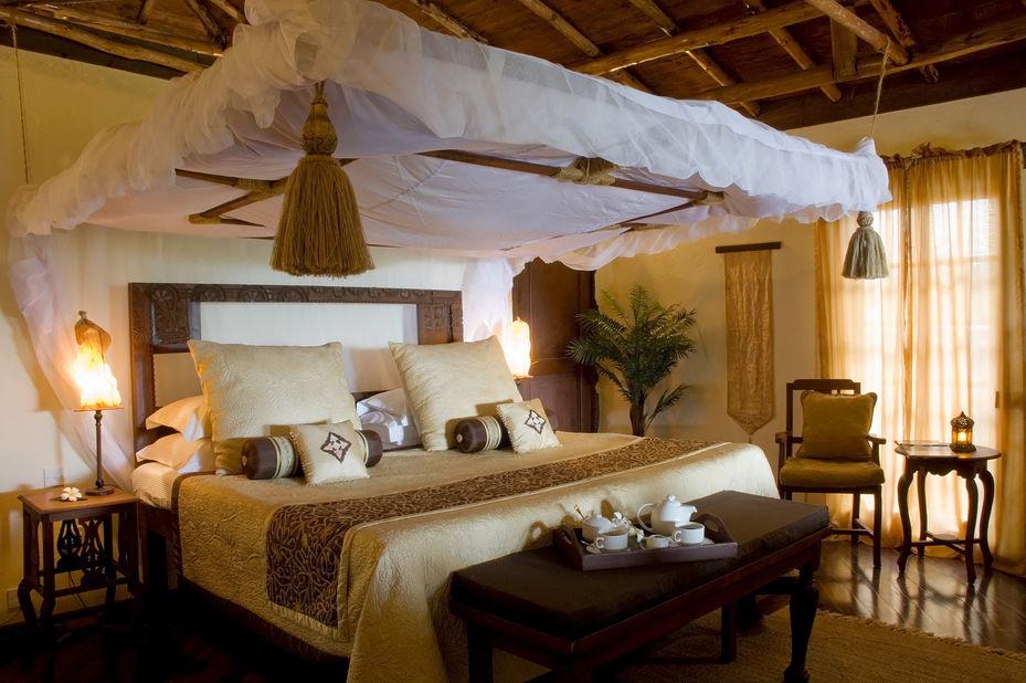 The Palms Zanzibar - villa interieur - Tanzania - foto: The Palms Zanzibar