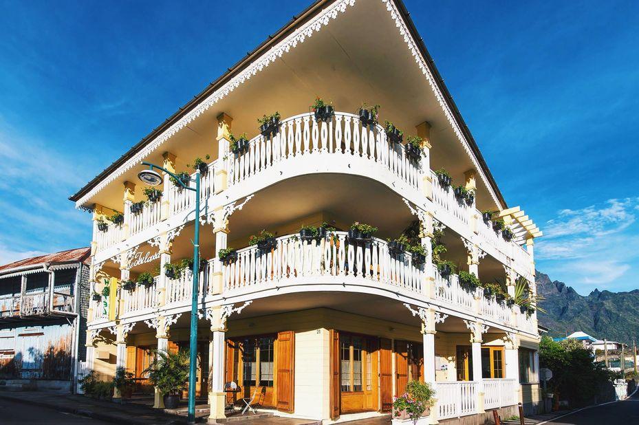 Hotel Tsilasao - Cirque de Cilaos - Réunion - foto: Hotel Tsilasao