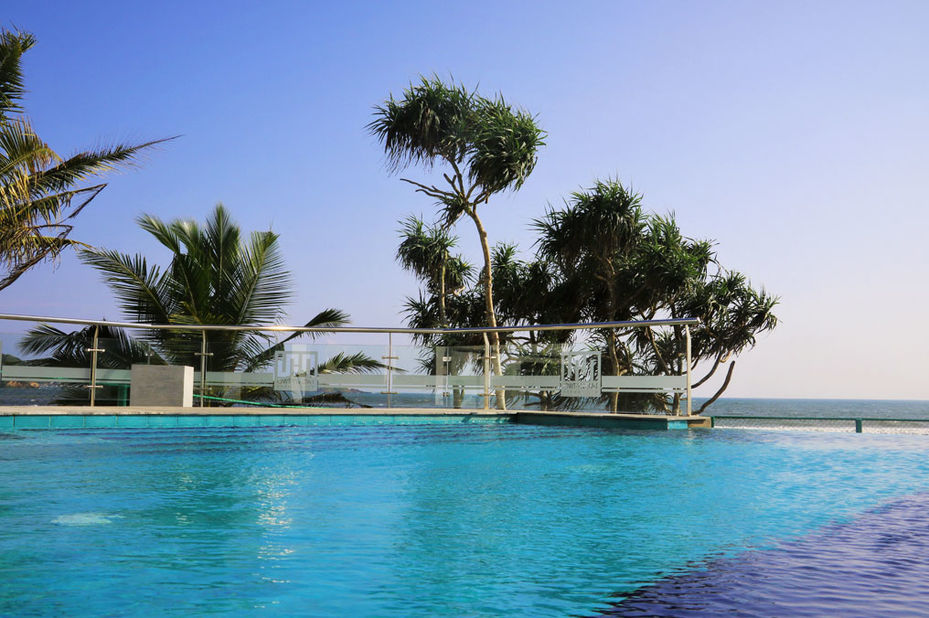 Twenty Two WeligamBay - Zwembad - Weligama - Sri Lanka - foto: Twenty Two Weligambay