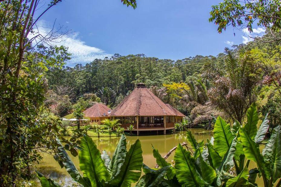 Vakona Forest Lodge - restaurant - Andasibe - Madagaskar - foto: Vakona Forest Lodge