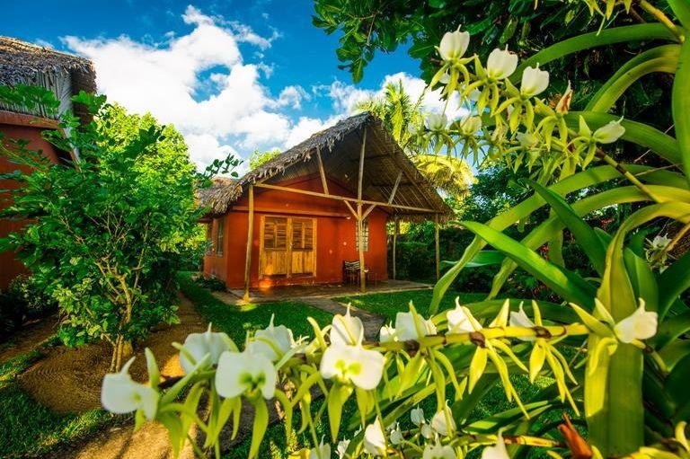 Vanivola Hotel - bungalow - Ile St Marie - Madagaskar - foto: Vanivola Hotel