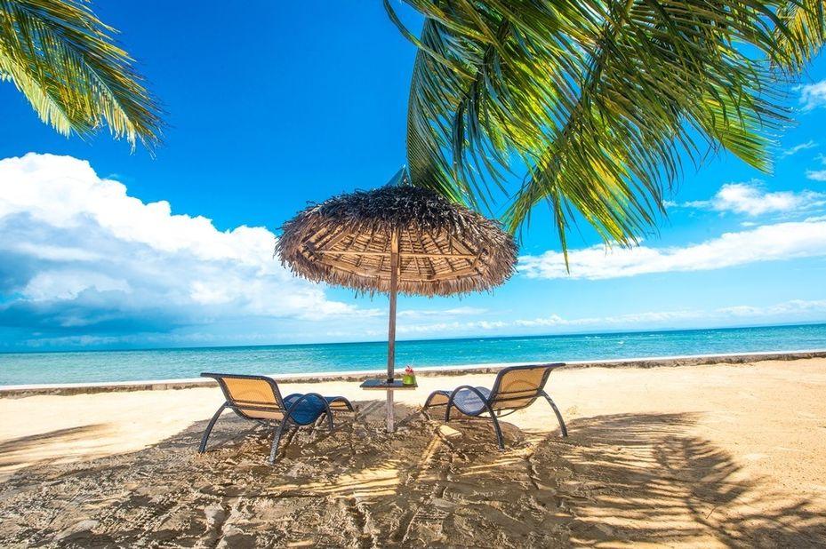 Vanivola Hotel - strand - Ile St Marie - Madagaskar - foto: Vanivola Hotel