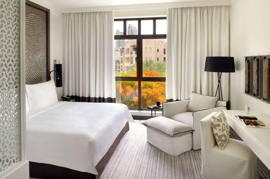Vida Downtown - deluxe room - Dubai - foto: Vida Downtown Dubai