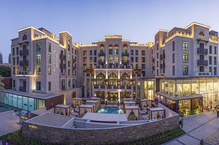 Vida Downtown - exterior - Dubai - foto: Vida Downtown Dubai