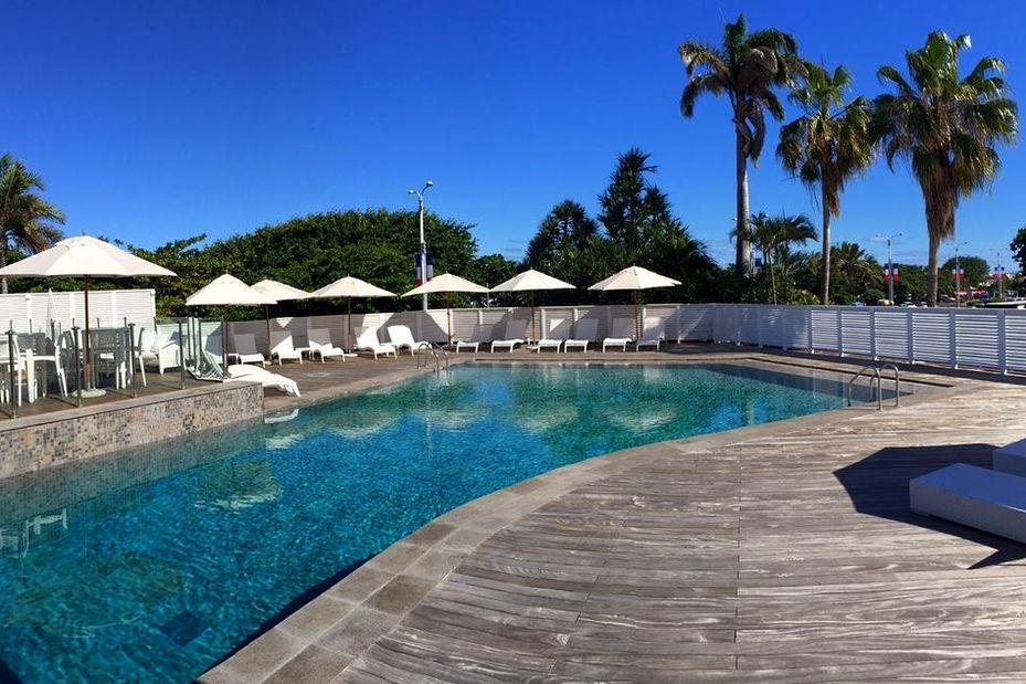 Villa Delisle - zwembad - Saint Pierre - Réunion - foto: Villa Delisle
