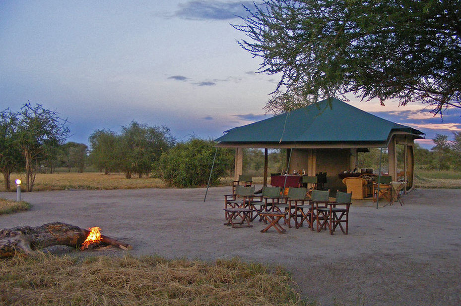 Whistling Thorn Tented Camp - Tarangire National Park -Tanzania - foto: Whistling Thorn Tented Camp