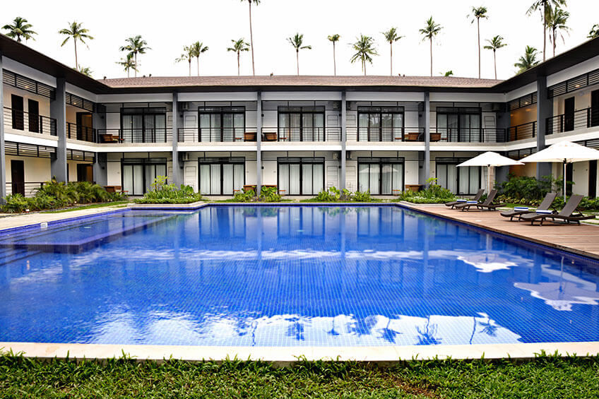 Zwembad - Huni Lio - El Nido - Palawan - Filipijnen - foto: Huni Lio